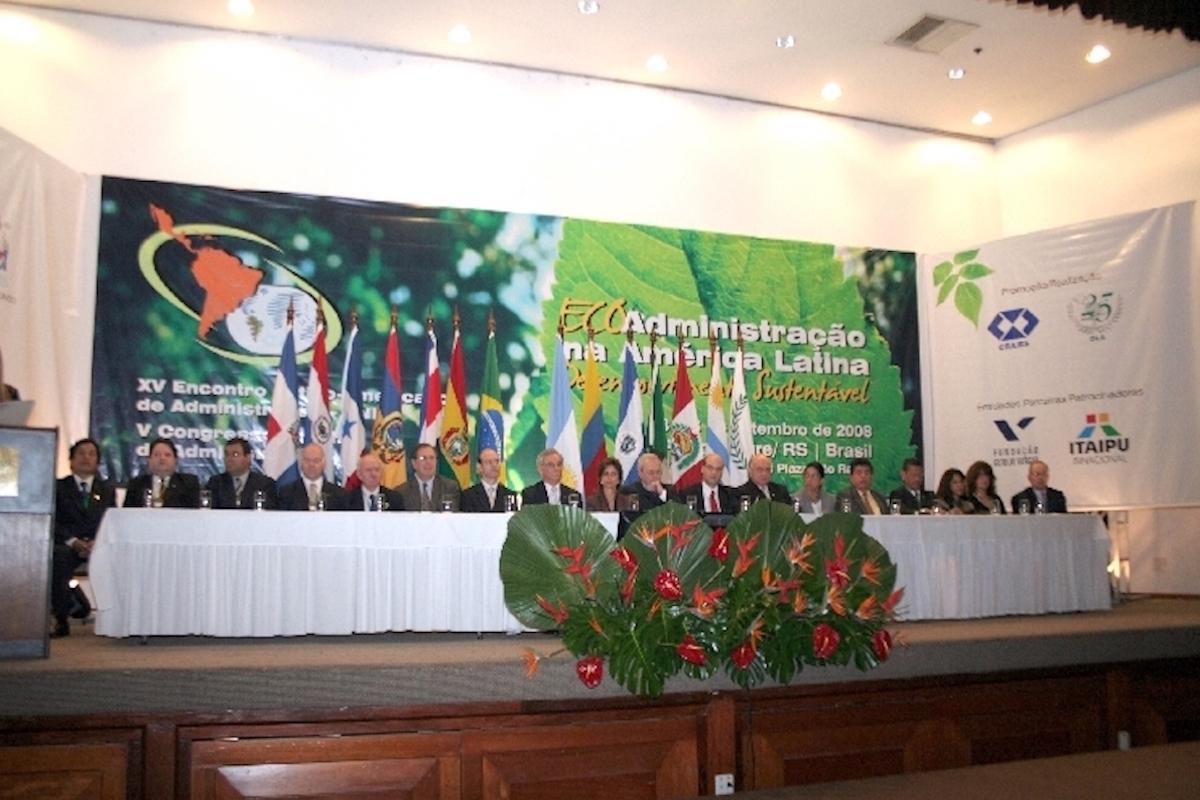 ENLA e Mundial Administração - Porto Alegre
