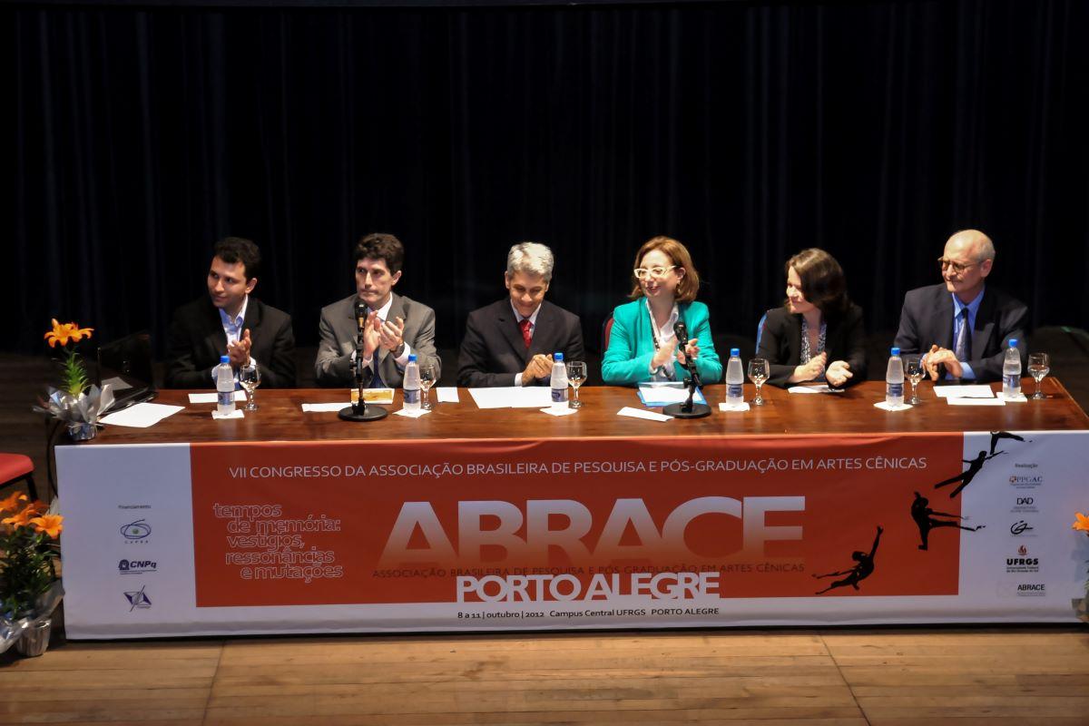 ABRACE - Porto Alegre