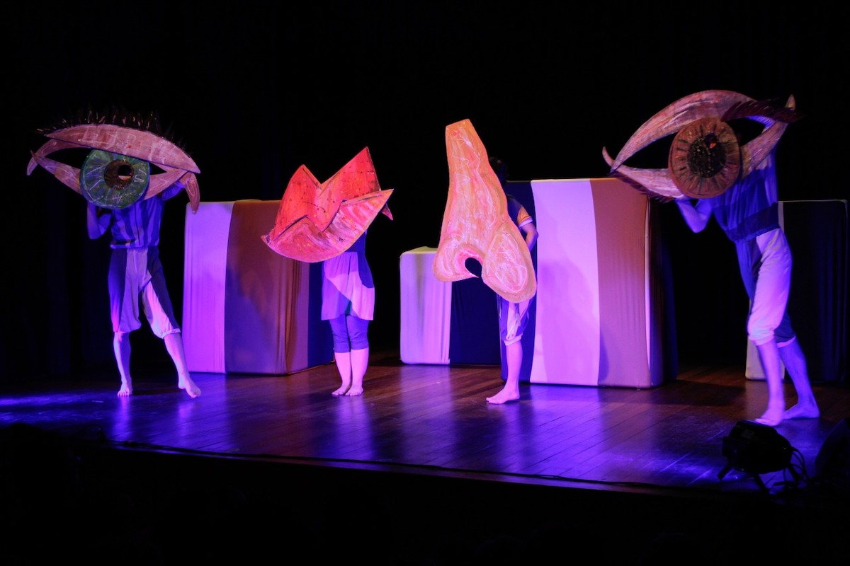 Fórum Nacional Dança Infância e Juventude - Porto Alegre
