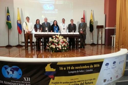 Congresso Mundial Administração - Cartagena das Índias