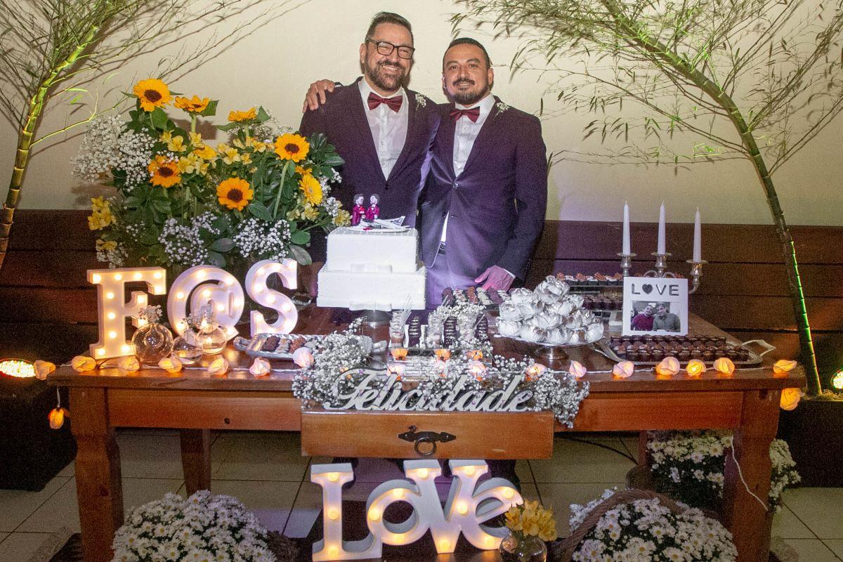 Casamento Silvio & Fabiano